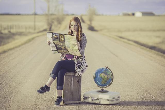 Jak w warunkach polowych określić kierunki świata