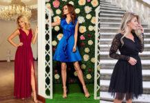 Jak dopasować suknie wieczorowe do figury? Jaki krój eleganckiej sukienki wybrać?