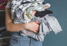 Odkażanie ubrań