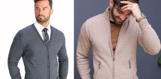 swetry męskie na jesień i zimę