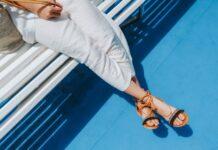 letnie buty damskie